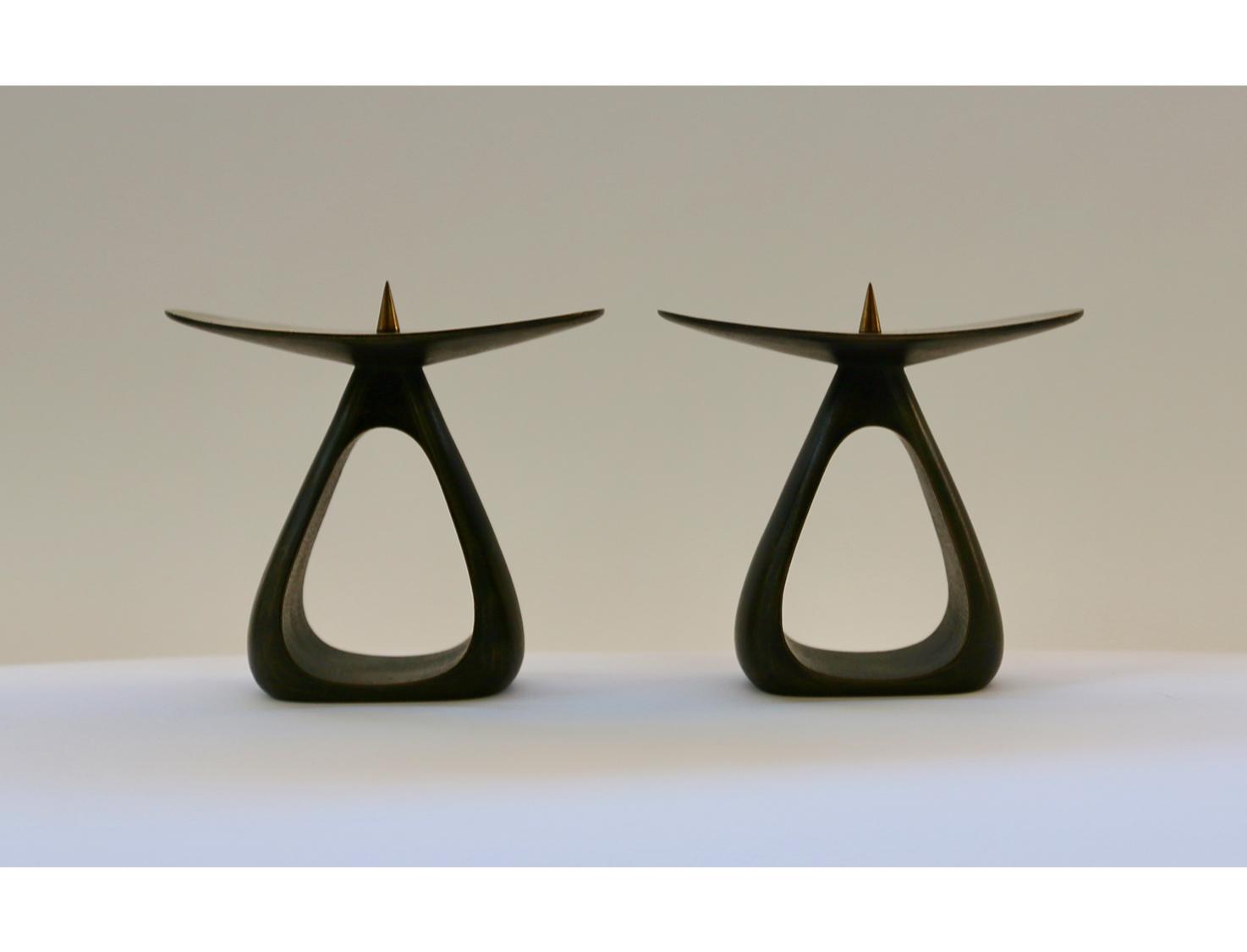Bronze-Candelsticks