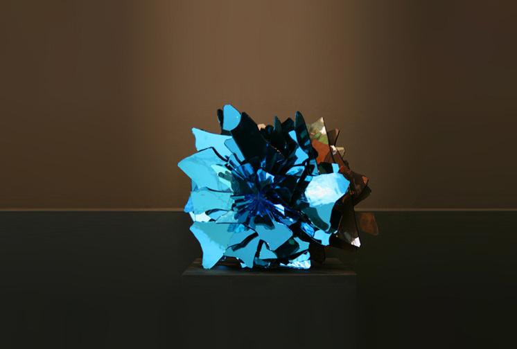 Flower Cristal Vase