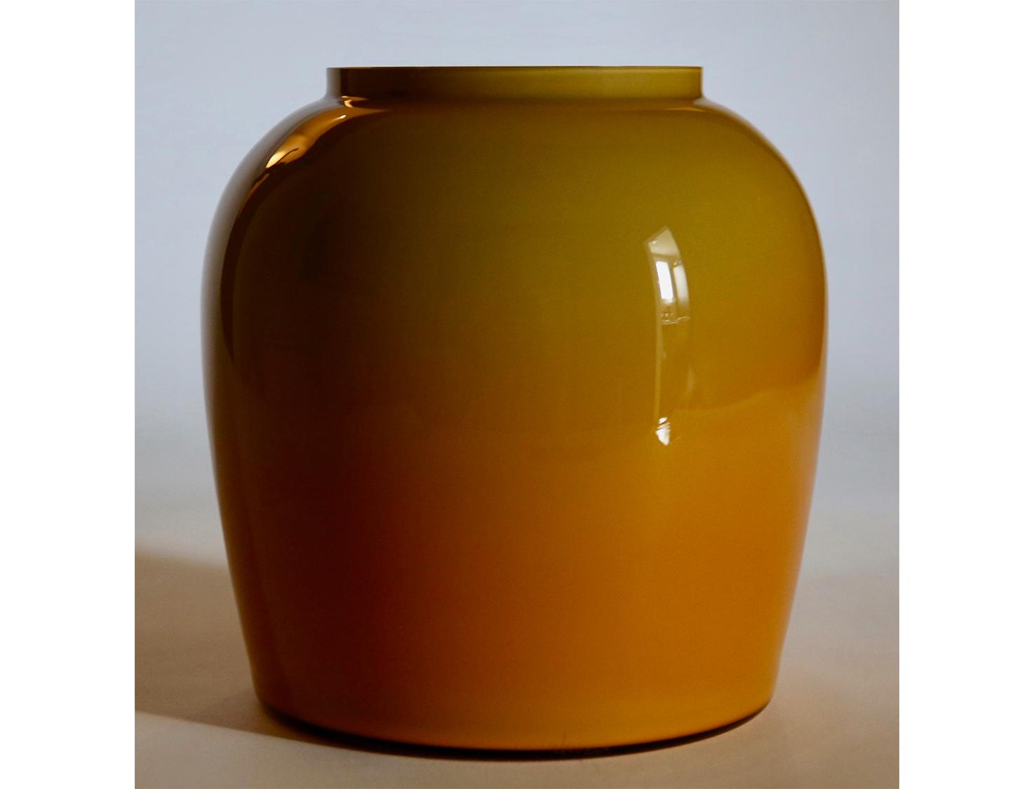 Venini-Yellow-Vase